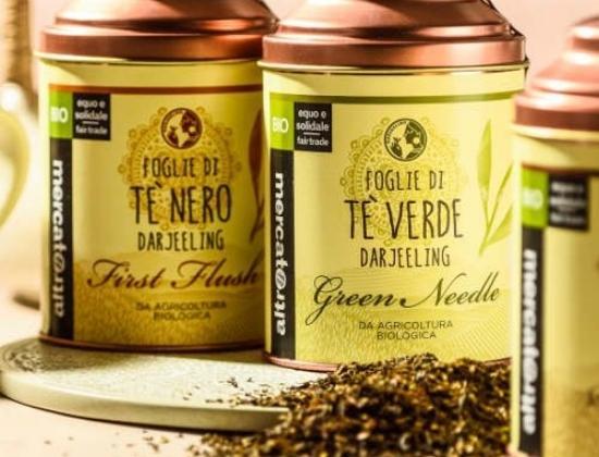 Alimenti e bevande equosolidali al Mappamondo di Mantova