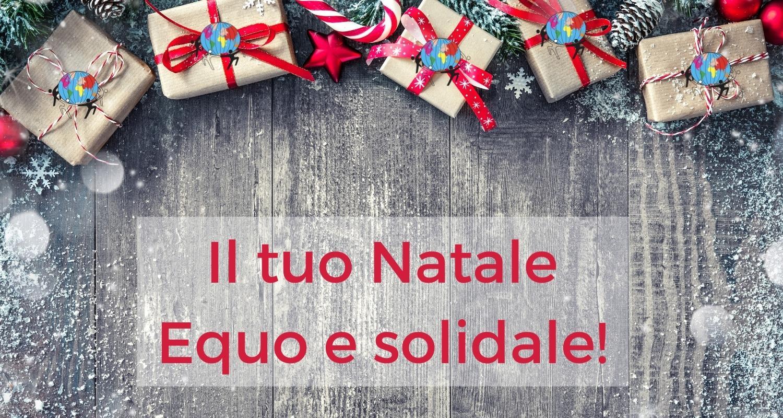 Idee regalo Natalo equosolidali al Mappamondo Mantova